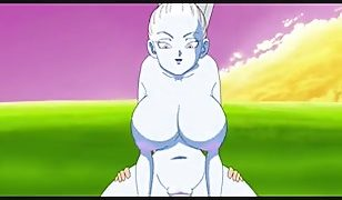 Vados gets fuck by cabba dragon ball super hentai